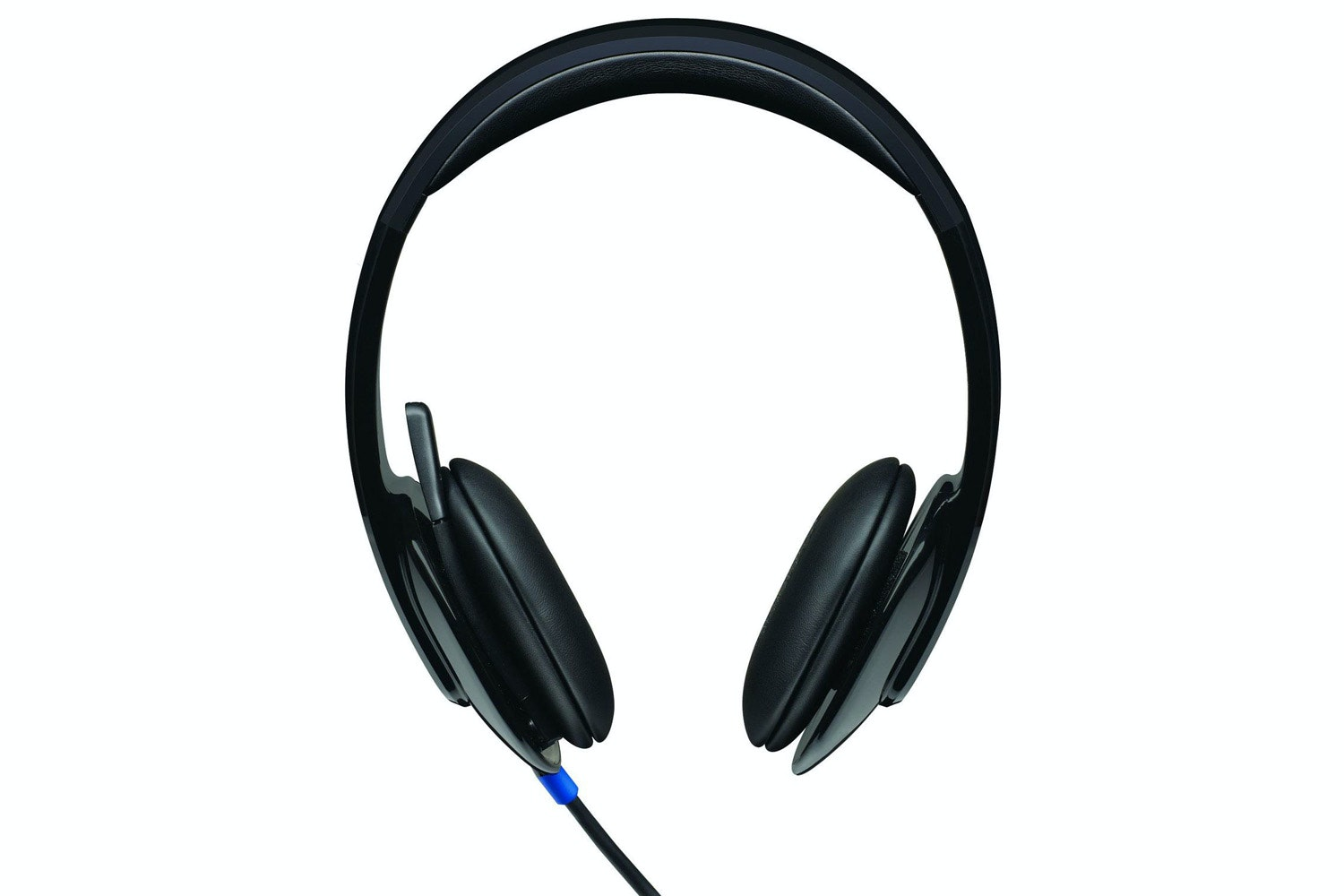 Logitech H540 USB Headphones | Black