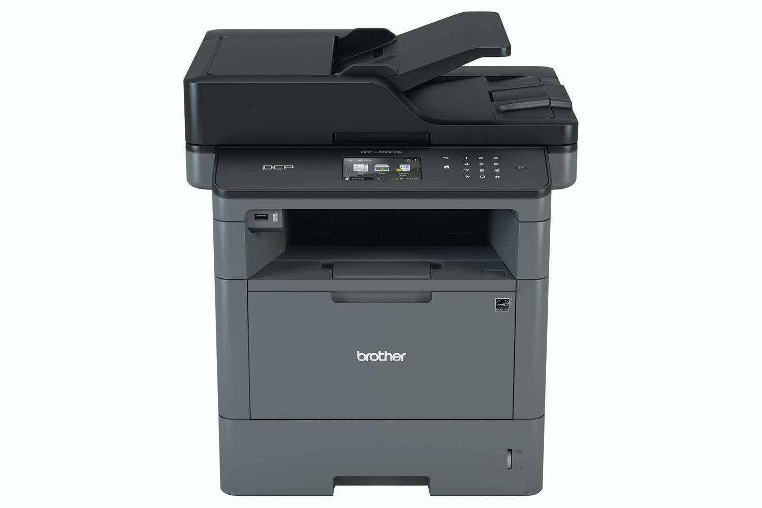 Brother DCP-L5500DN All-in-One Mono Laser Printer