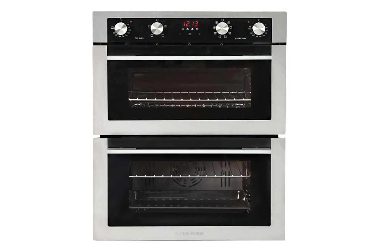 Nordmende Built-under Double Oven | DOU414IX