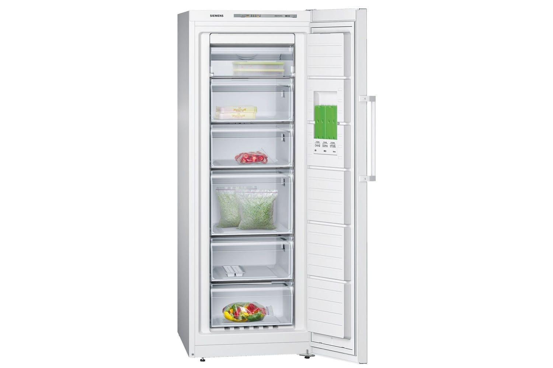 Siemens 195L iQ300 Freestanding Upright Freezer | GS29NVW30G