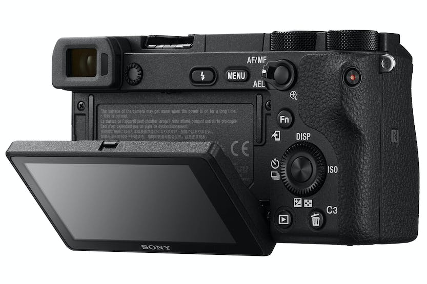 Sony Alpha6500 APS-C Compact Camera Body | Black