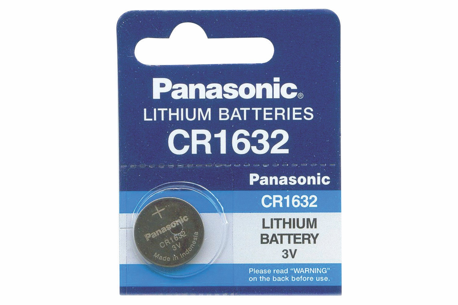 Panasonic Lithium Coin Battery
