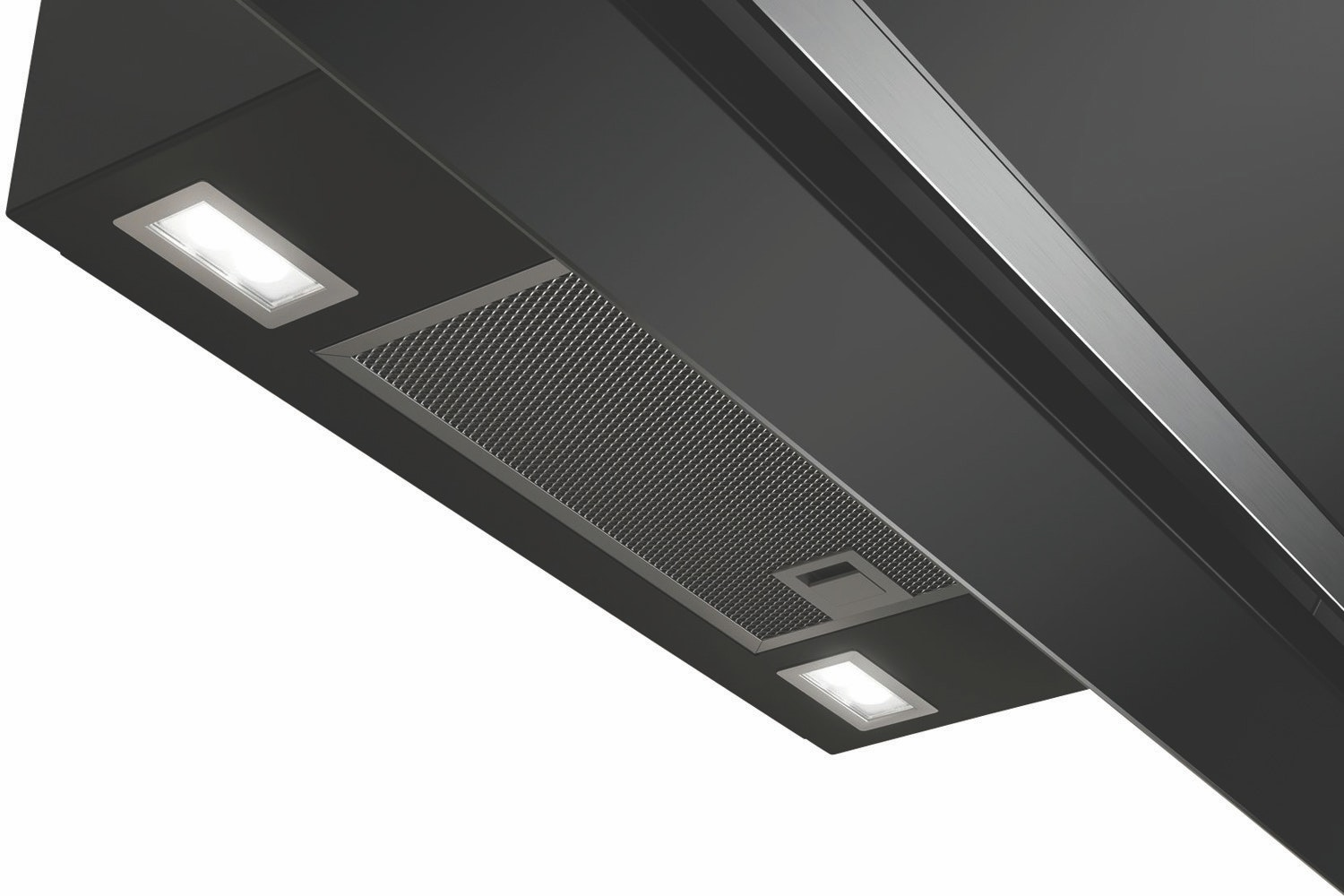 Neff 90cm Angled Glass Chimney Hood | D96IKW1S0B