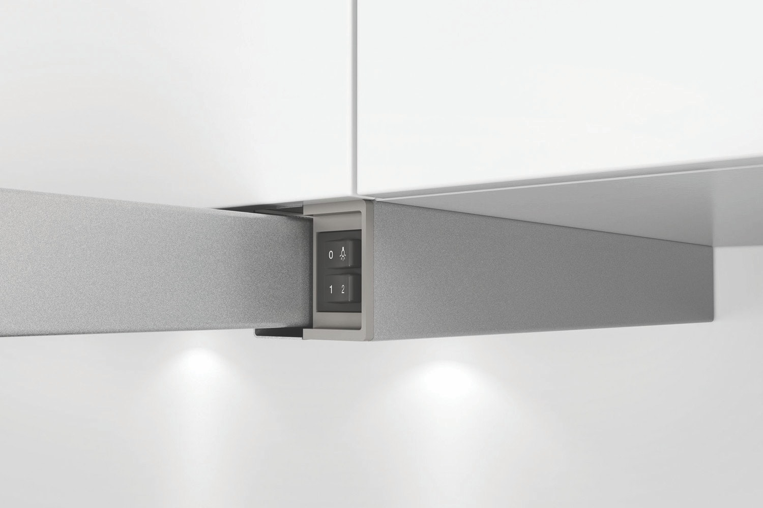 Bosch Series 2 60cm Telescopic Cooker Hood | DFM063W50B