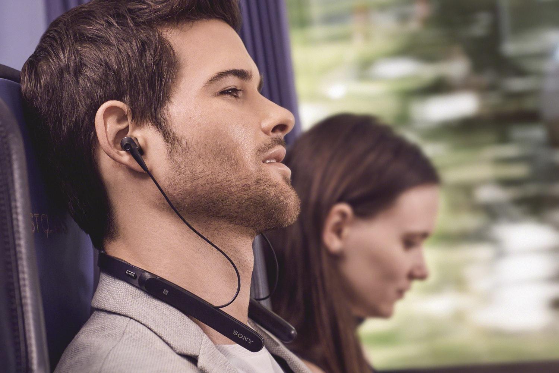 Sony WI-1000X Wireless Noise Cancelling Headphones
