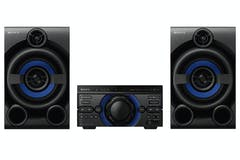 Sony MHC-M20D High Power Three Box Music System | Black