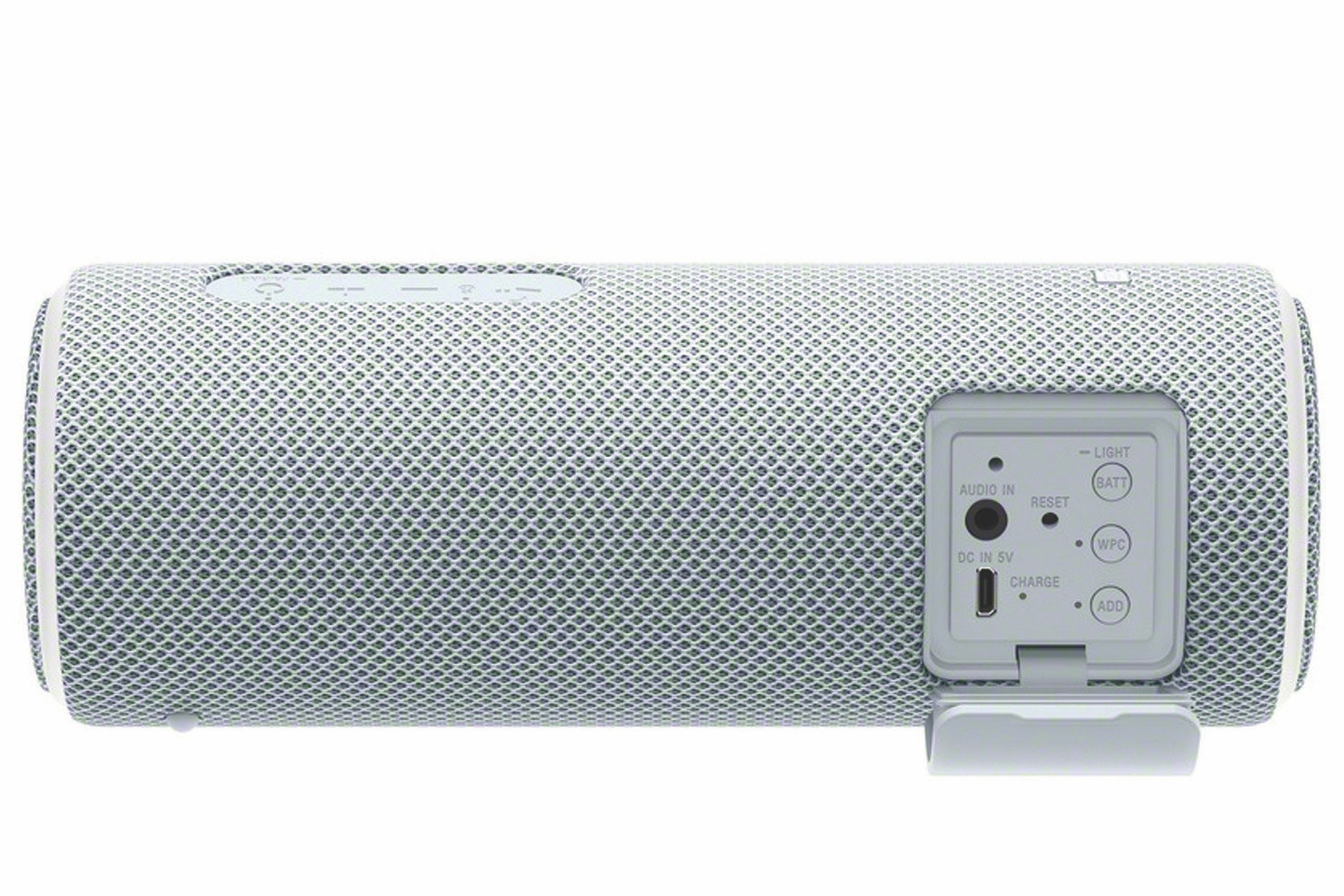 Sony SRSXB21W.CE7 Portable Waterproof Speaker with EXTRA BASS and 12 Hours Battery Life