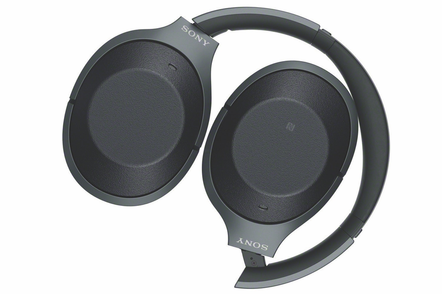 Sony WH1000XM2B.CE7 Headband Style Wireless Noise Cancelling Headphones