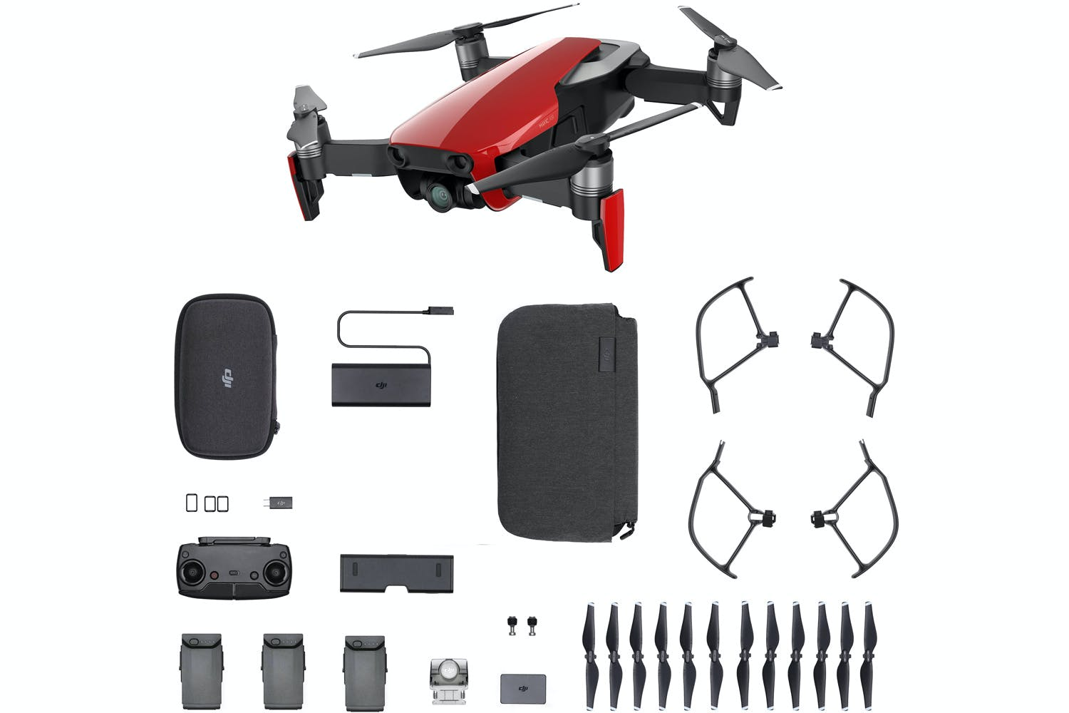 0790dd1704b Mavic Air Fly More Combo Flame Red | Ireland