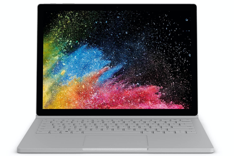 "Microsoft Surface Book 2 15""   Core i7  16GB   256GB"