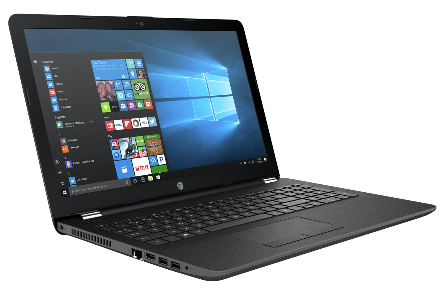 HP Notebook 15.6"