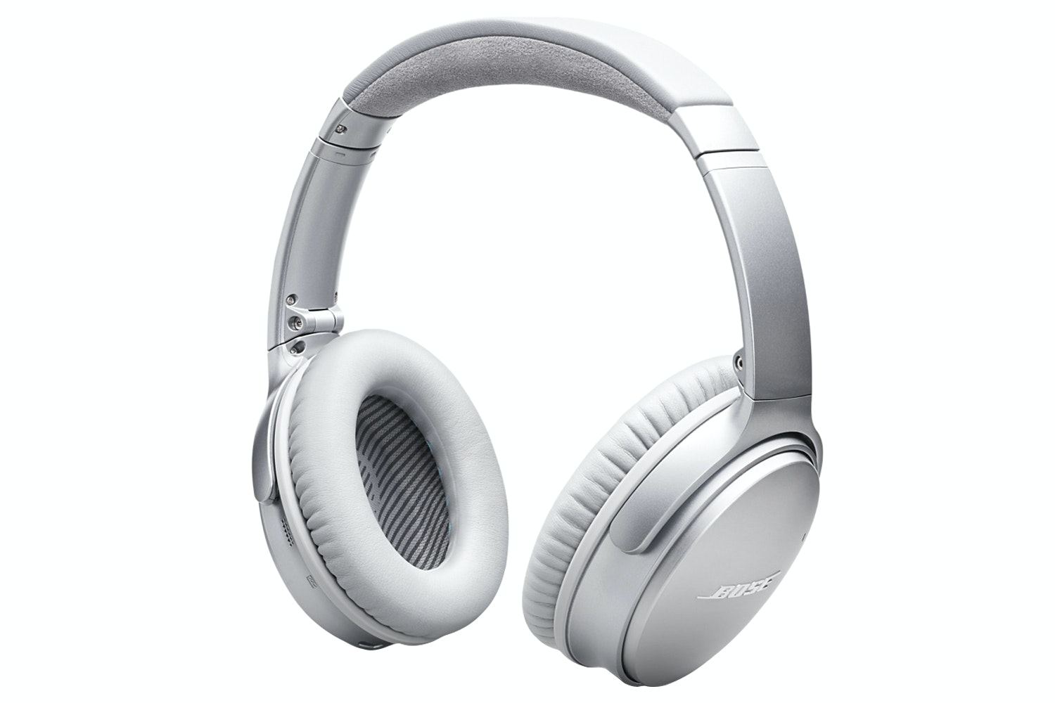 Bose QuietComfort 35 Wireless Headphones | Silver
