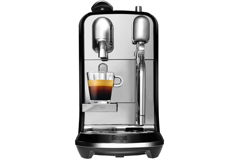 Sage Nespresso Creatista Coffee Machine   BNE600SLQ