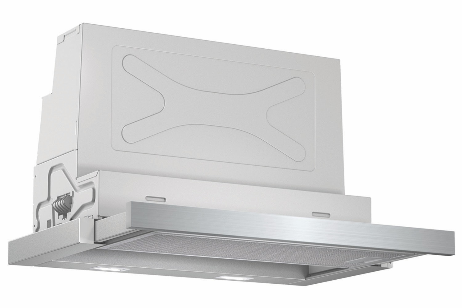 Bosch Series 4 60cm Telescopic Cooker Hood | DFS067A50B