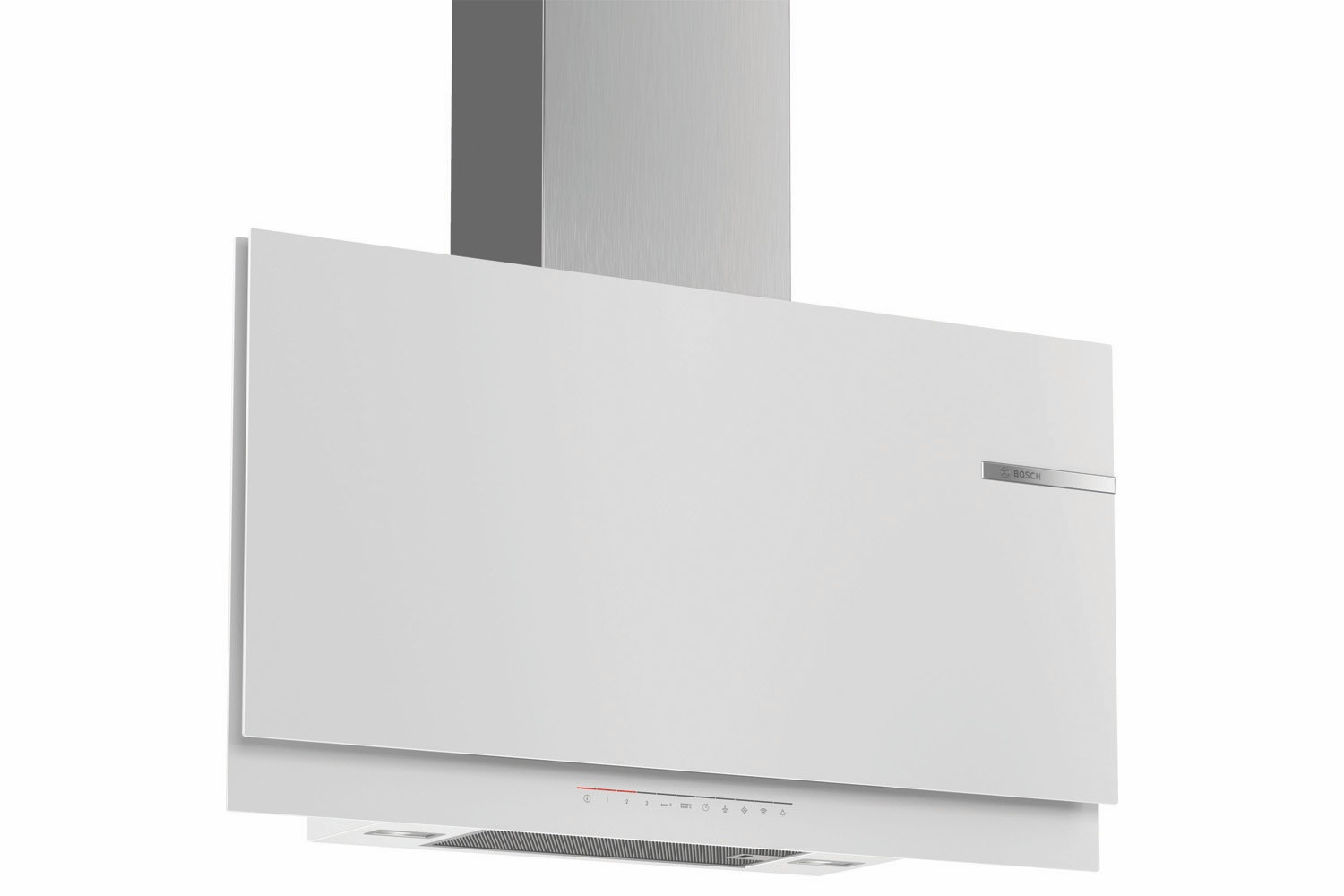 Bosch 90cm Slim Flat Glass Chimney Hood | DWF97KR20B