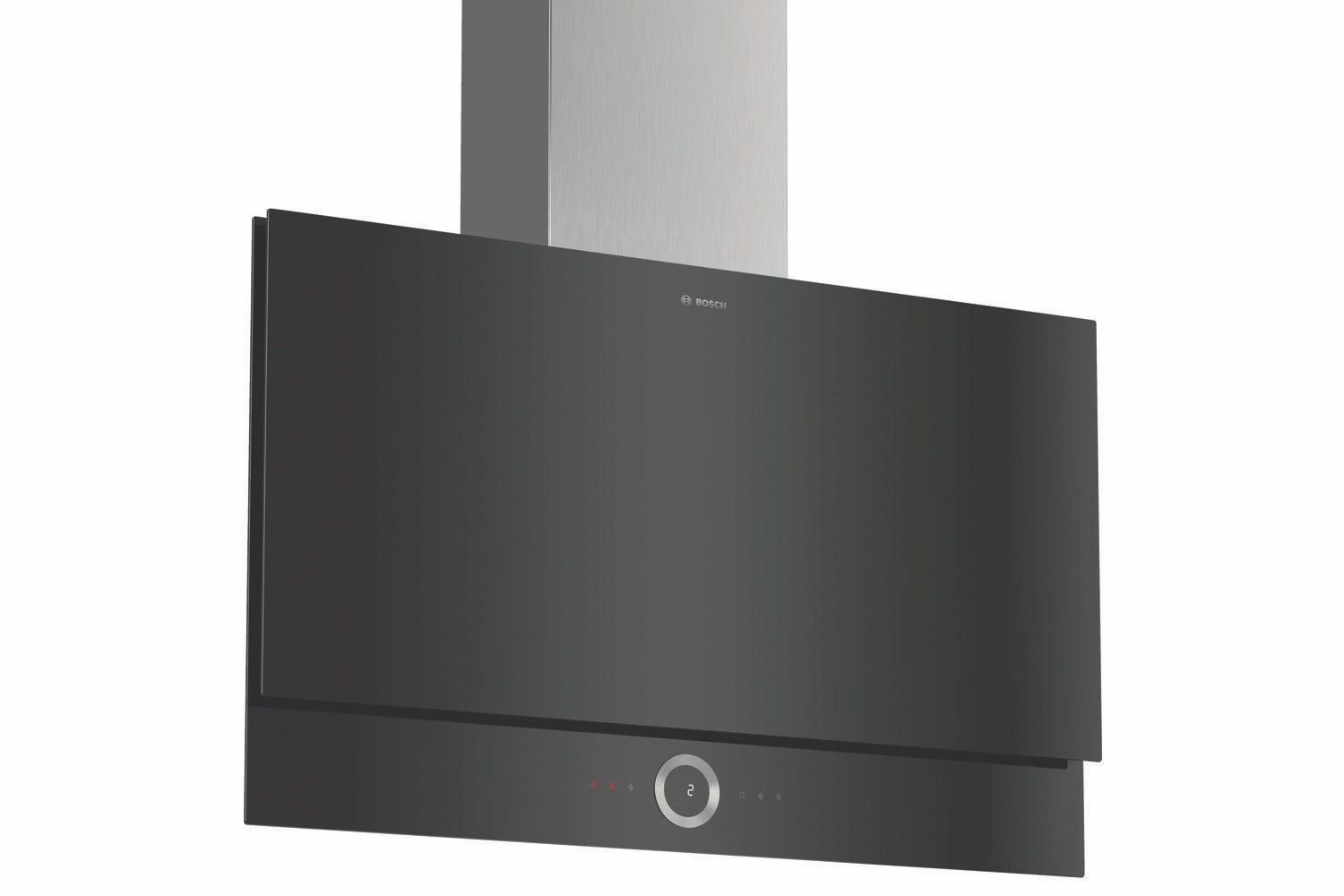 Bosch 90cm Slim Flat Glass Chimney Hood | DWF97RV60B