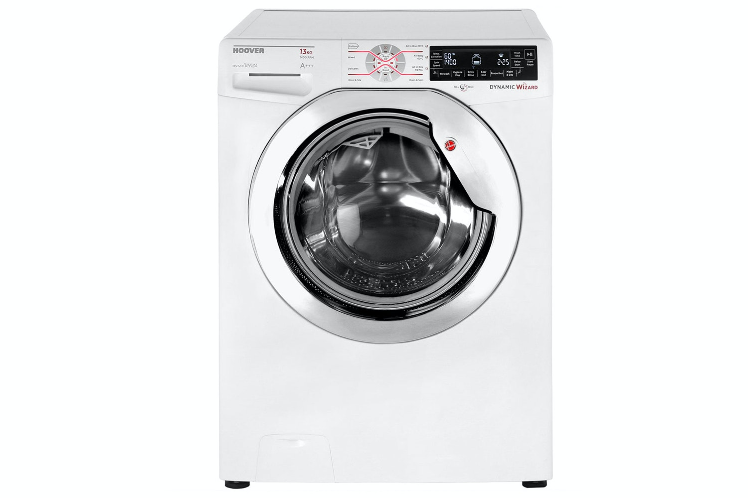 Hoover 13kg All in One Washing Machine | DWTSS134AIW3