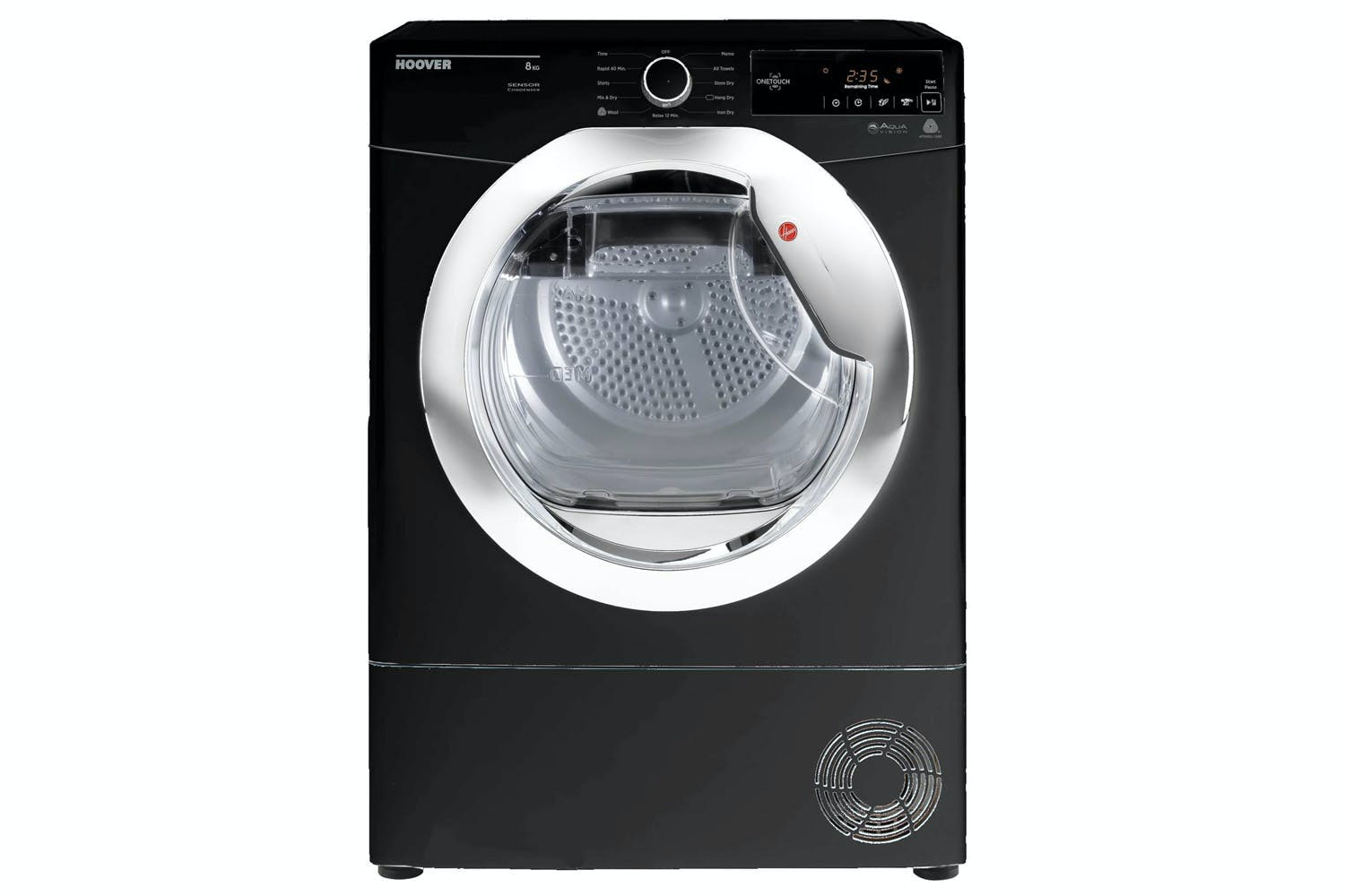 Hoover 8kg Condenser Tumble Dryer | DXC8TCEB-80