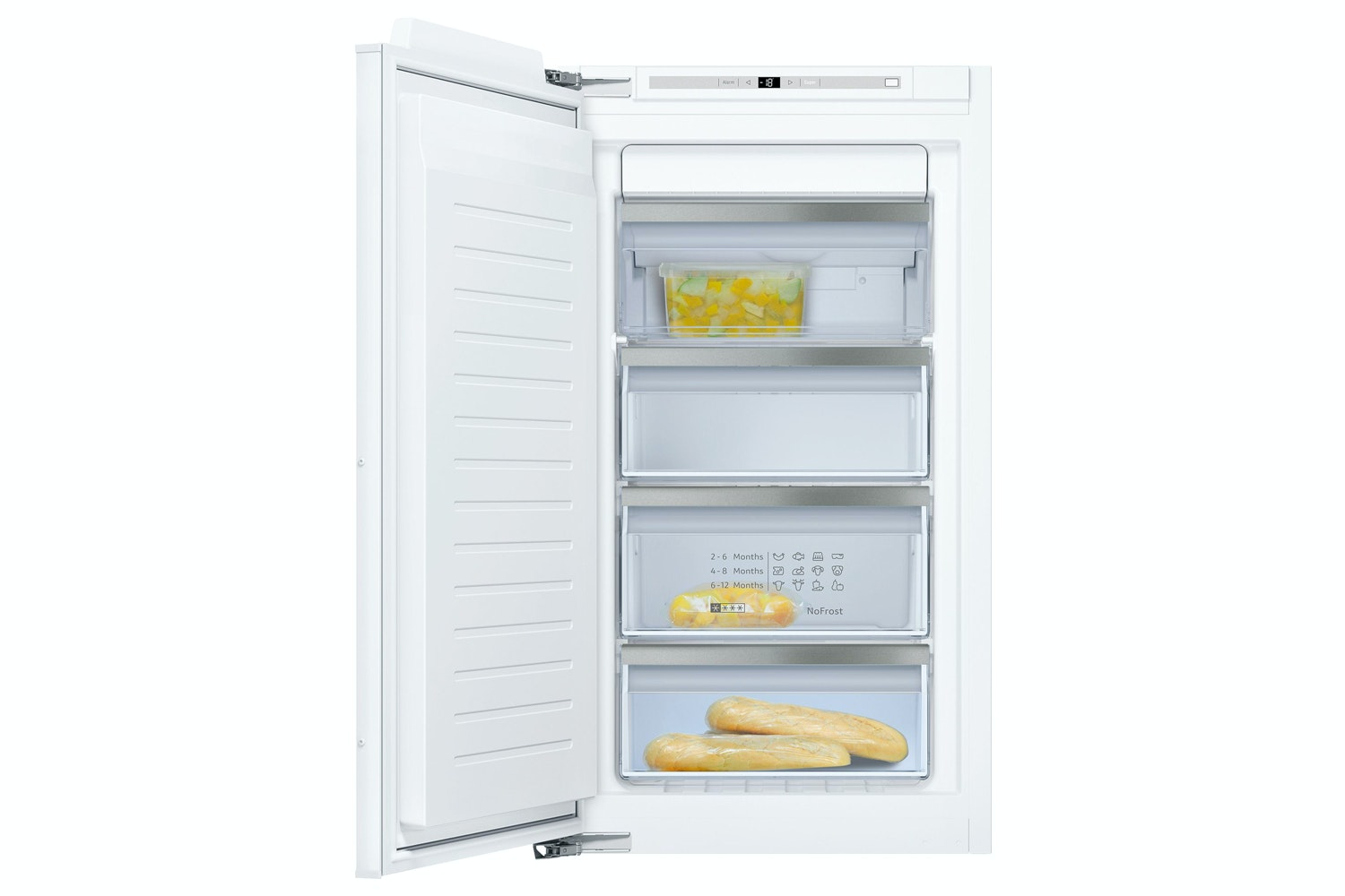 Neff 97L Built-in Upright Freezer | GI7313E30G