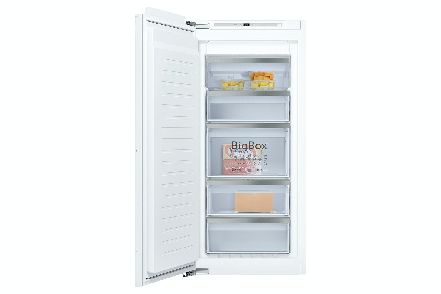 Neff 127L Built-in Upright Frost Free Freezer | GI7413E30G