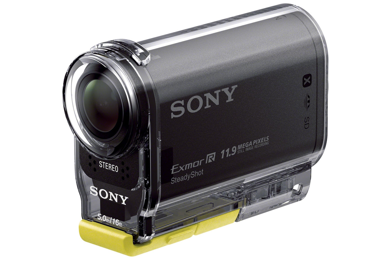 Sony HDRAS20 Action Camera | Black