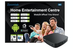 Zoomtak HE1 Android TV Box