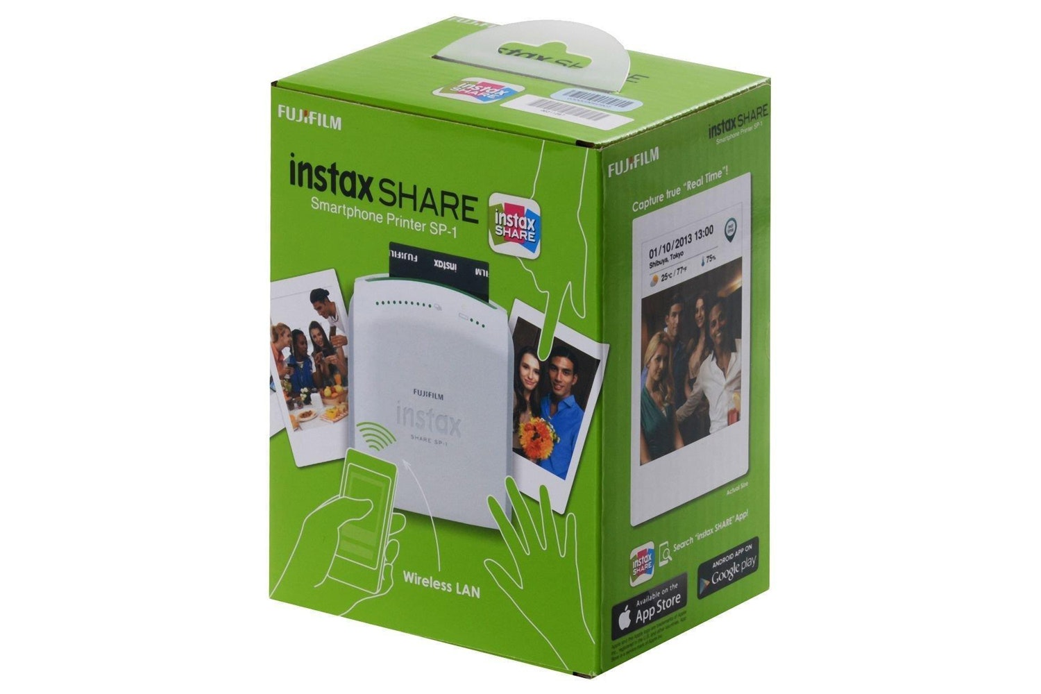 Fujifilm Instax Share SP-1 Smartphone Printer | 20 Shots