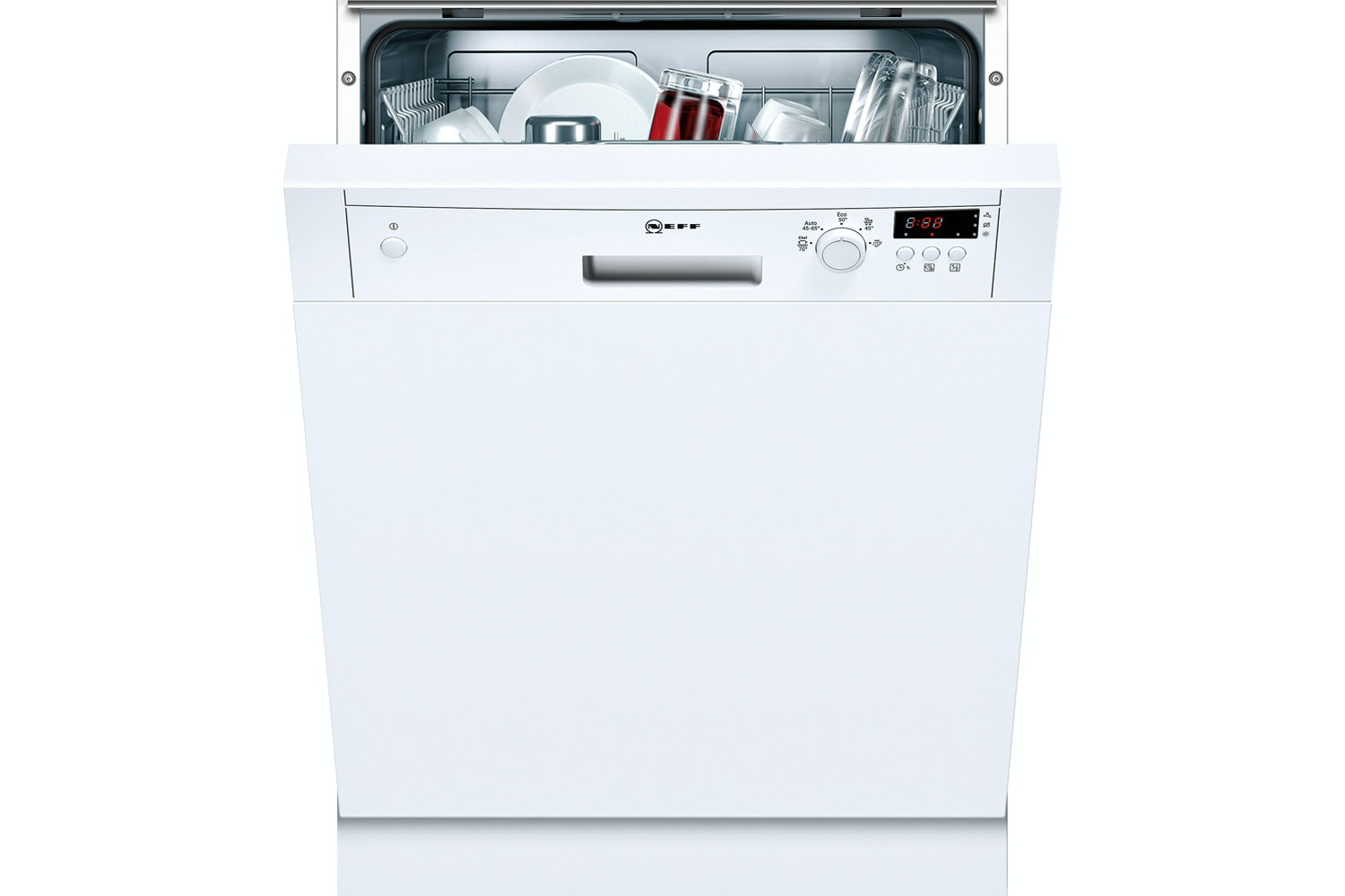 Neff Semi integrated Dishwasher | 12 Place | S41E50W1GB