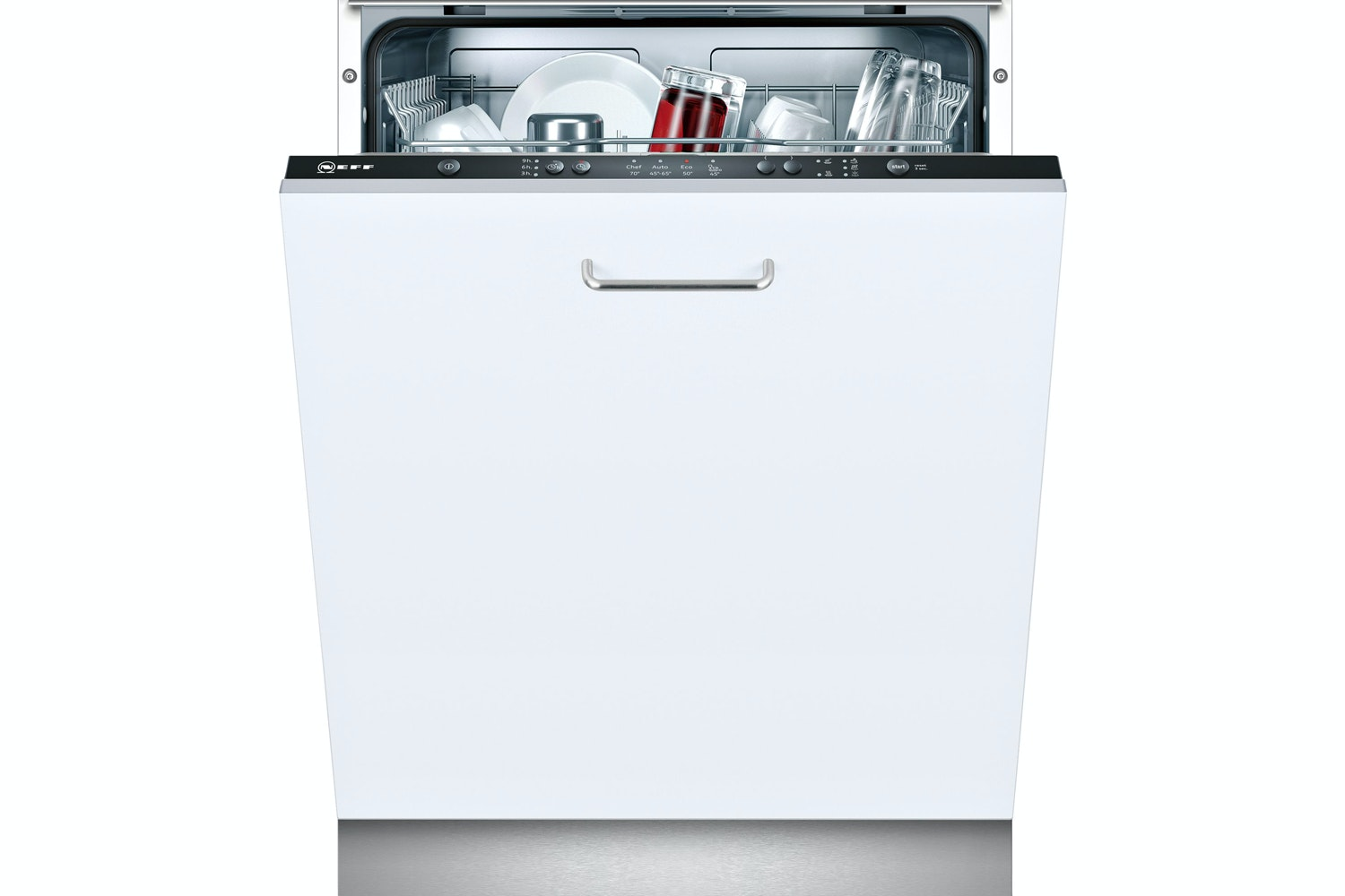 Neff Fully Integrated Dishwasher | 12 Place | S511A40X0G