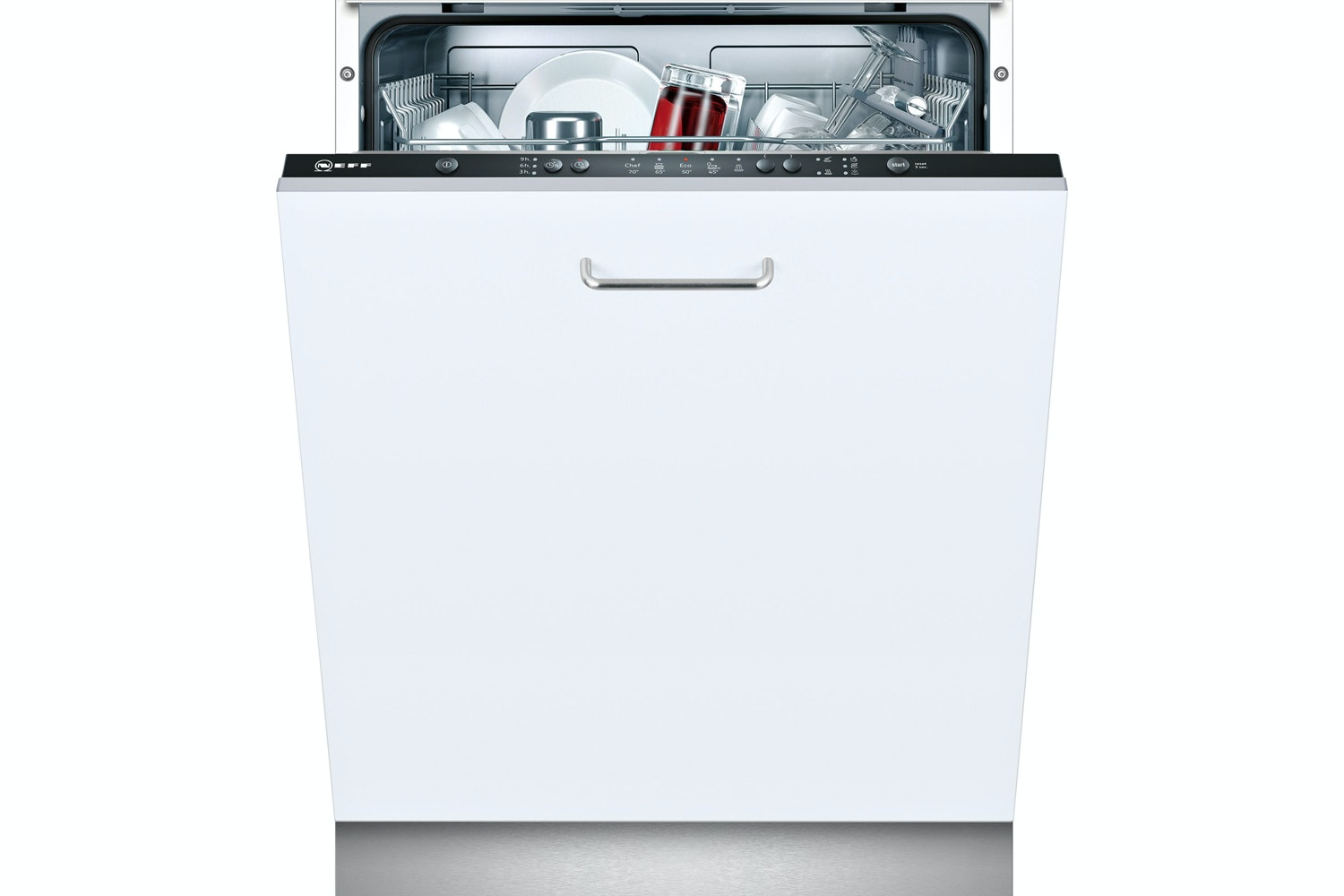 Neff Fully Integrated Dishwasher | 12 Place | S511A50X1G