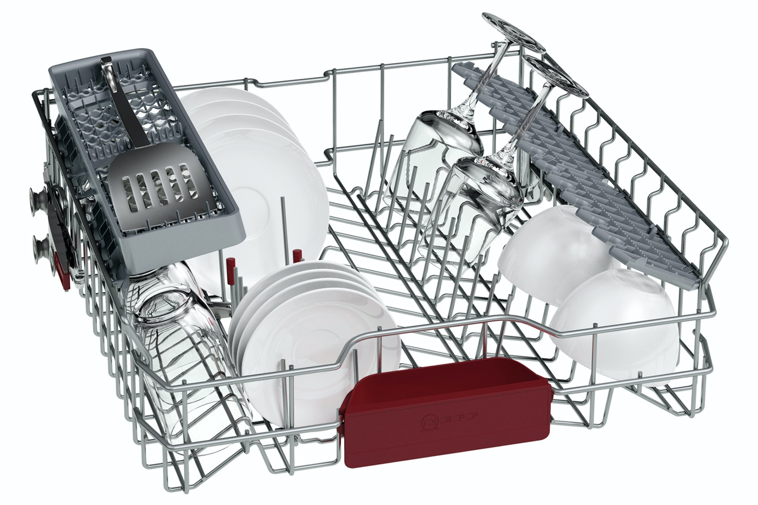 Neff Fully Integrated Dishwasher | 12 Place | S513G60X0G
