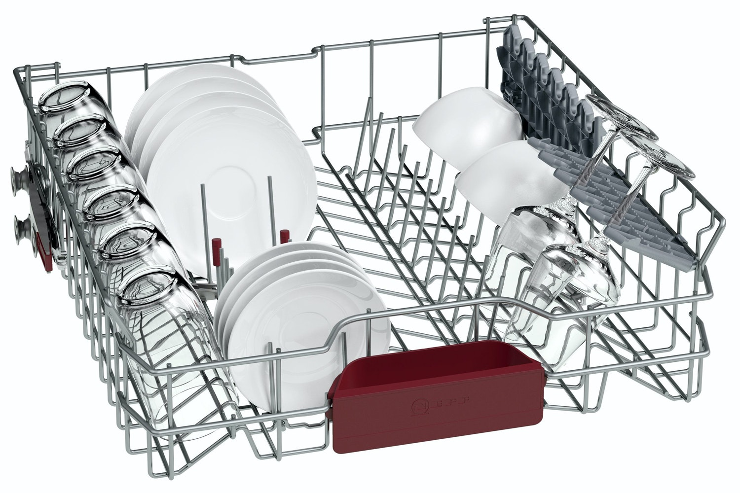 Neff Fully Integrated Dishwasher   13 Place   S513K60X1G