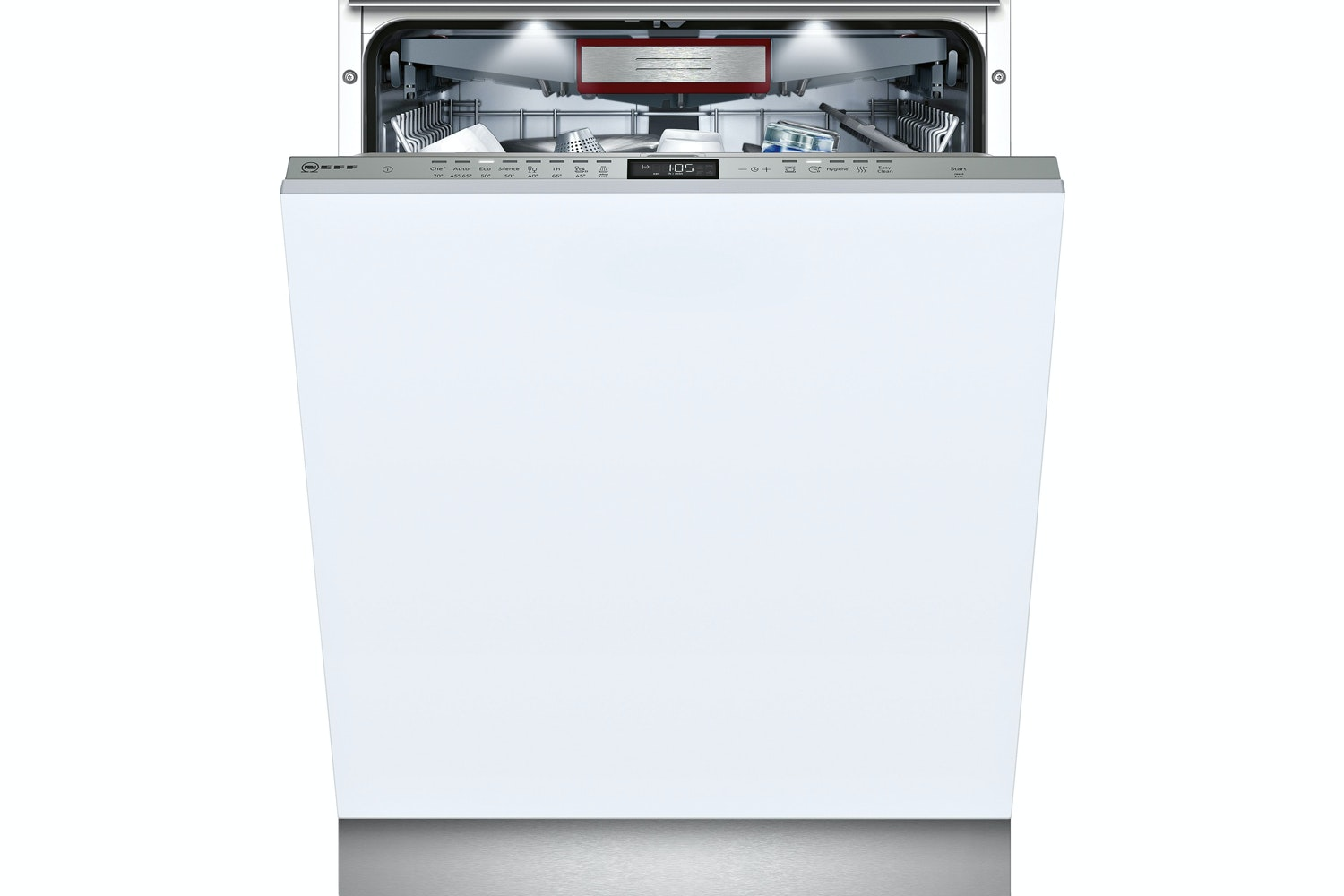 Neff Fully Integrated Dishwasher | 14 Place | S515T80D1G