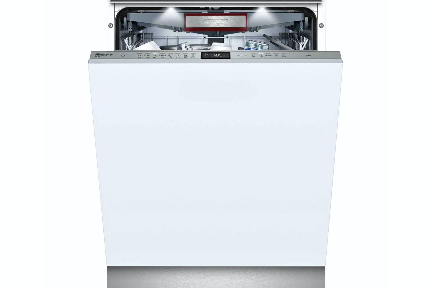 Neff Fully Integrated Dishwasher | 13 Place | S515T80D2G
