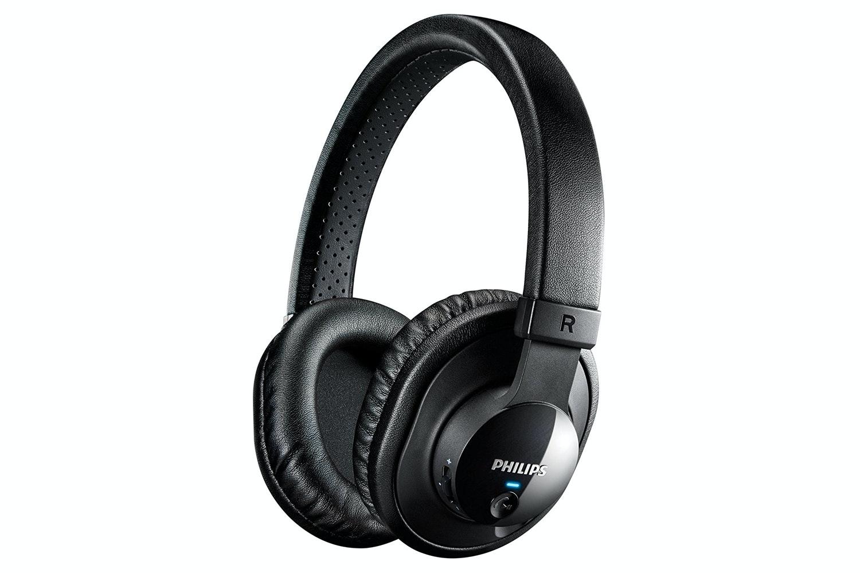 Philips Wireless Bluetooth Headphones | Black