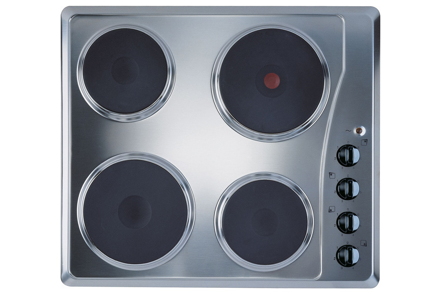Indesit 4 Zones Electric Hob | TI60X