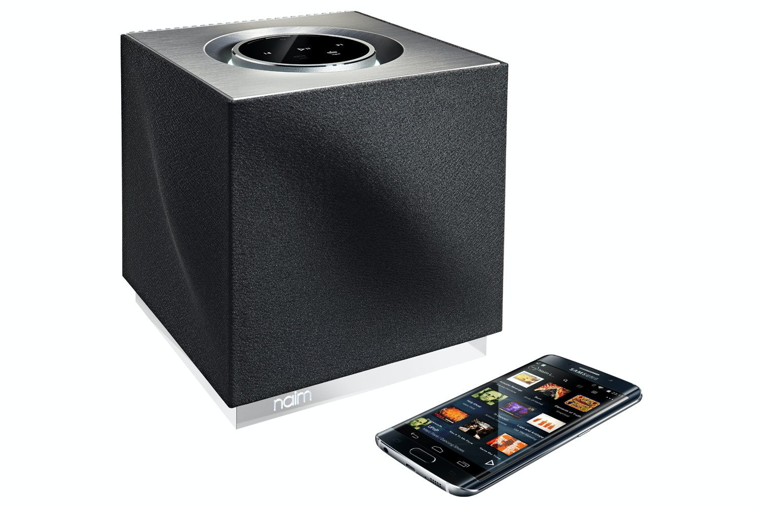 Naim Mu-so Qb Wireless Music System