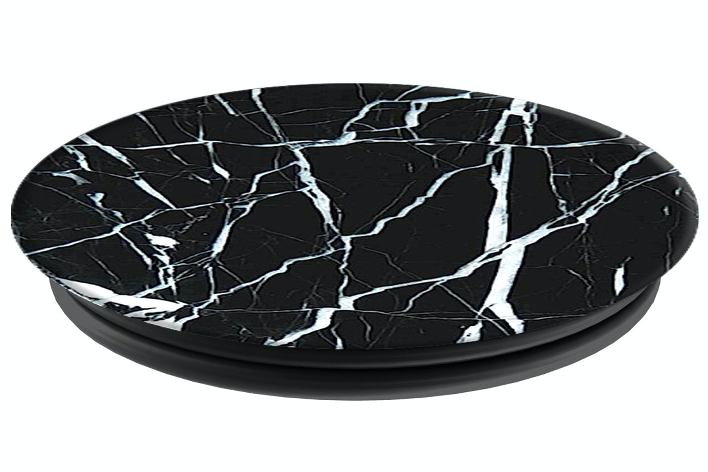 Pop Socket Collapsible Grip | Black Marble