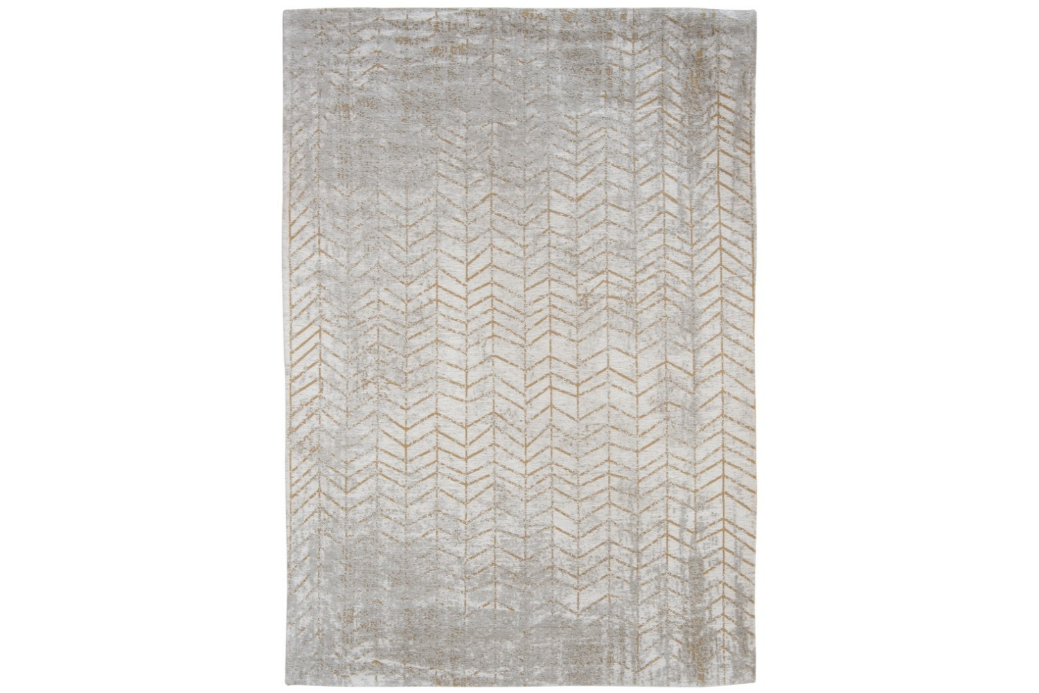 Central Yellow Rug   230 X 330 Cm