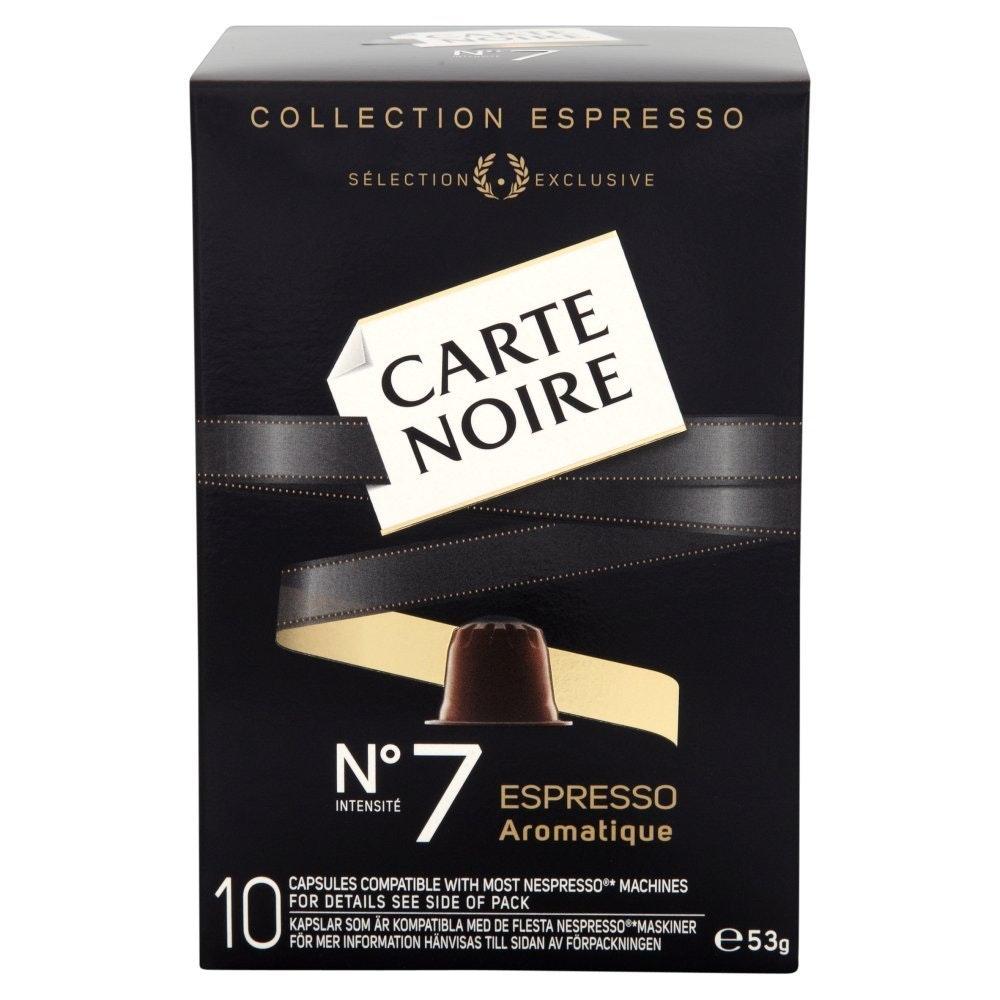 Carte Noire Espresso No 7 Capsules | 60019