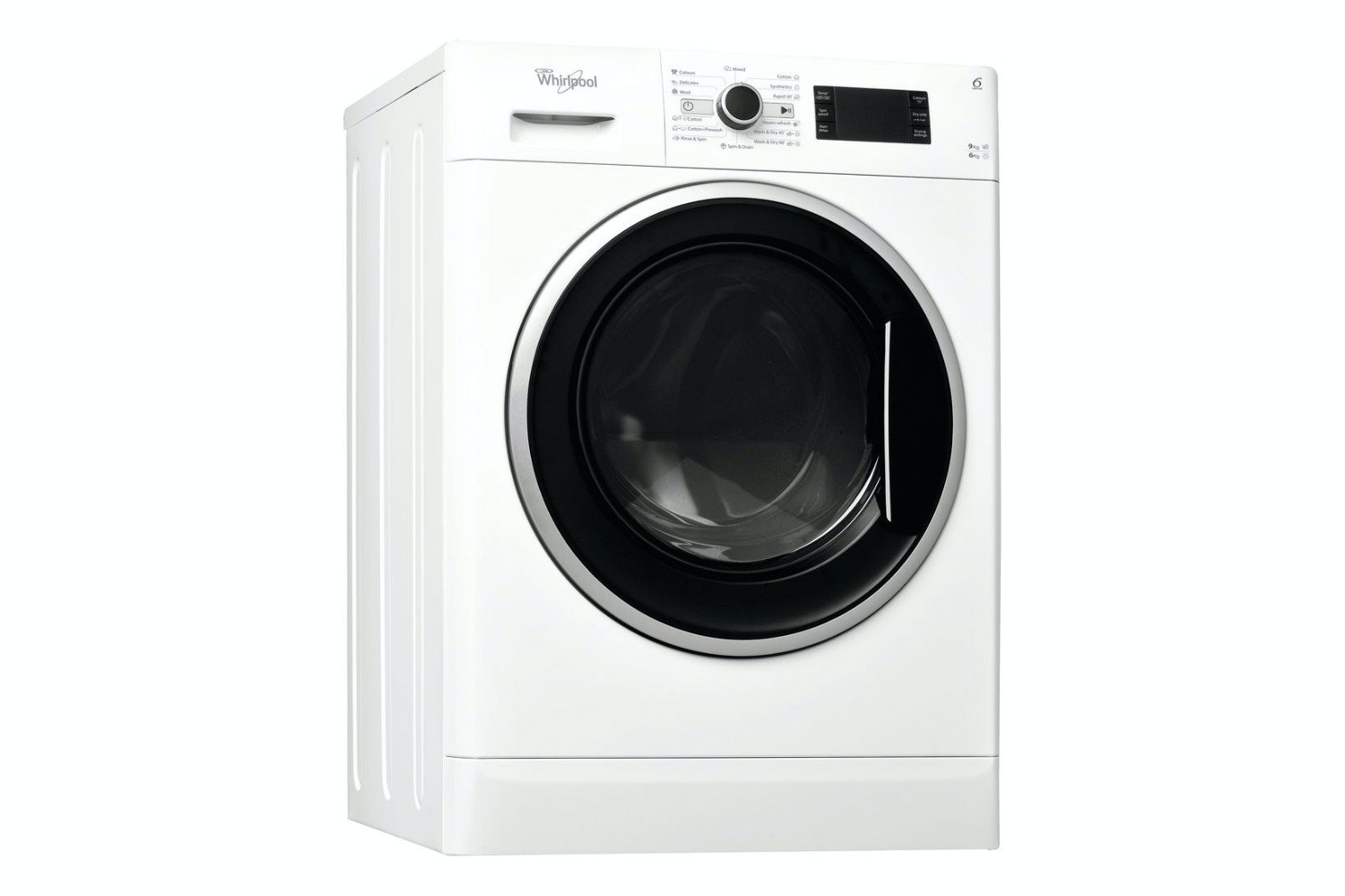 Whirlpool 9kg Freestanding Washer / 6kg Dryer | WWDC9614