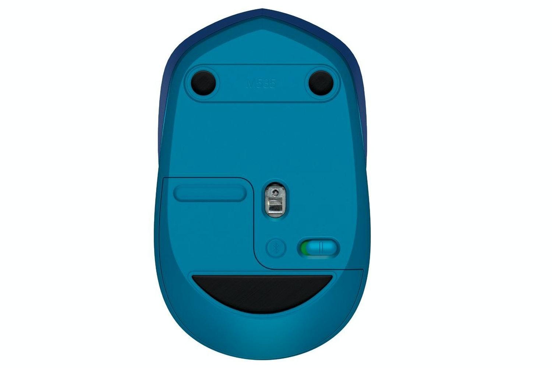 Logitech M535 Bluetooth Mouse | Blue