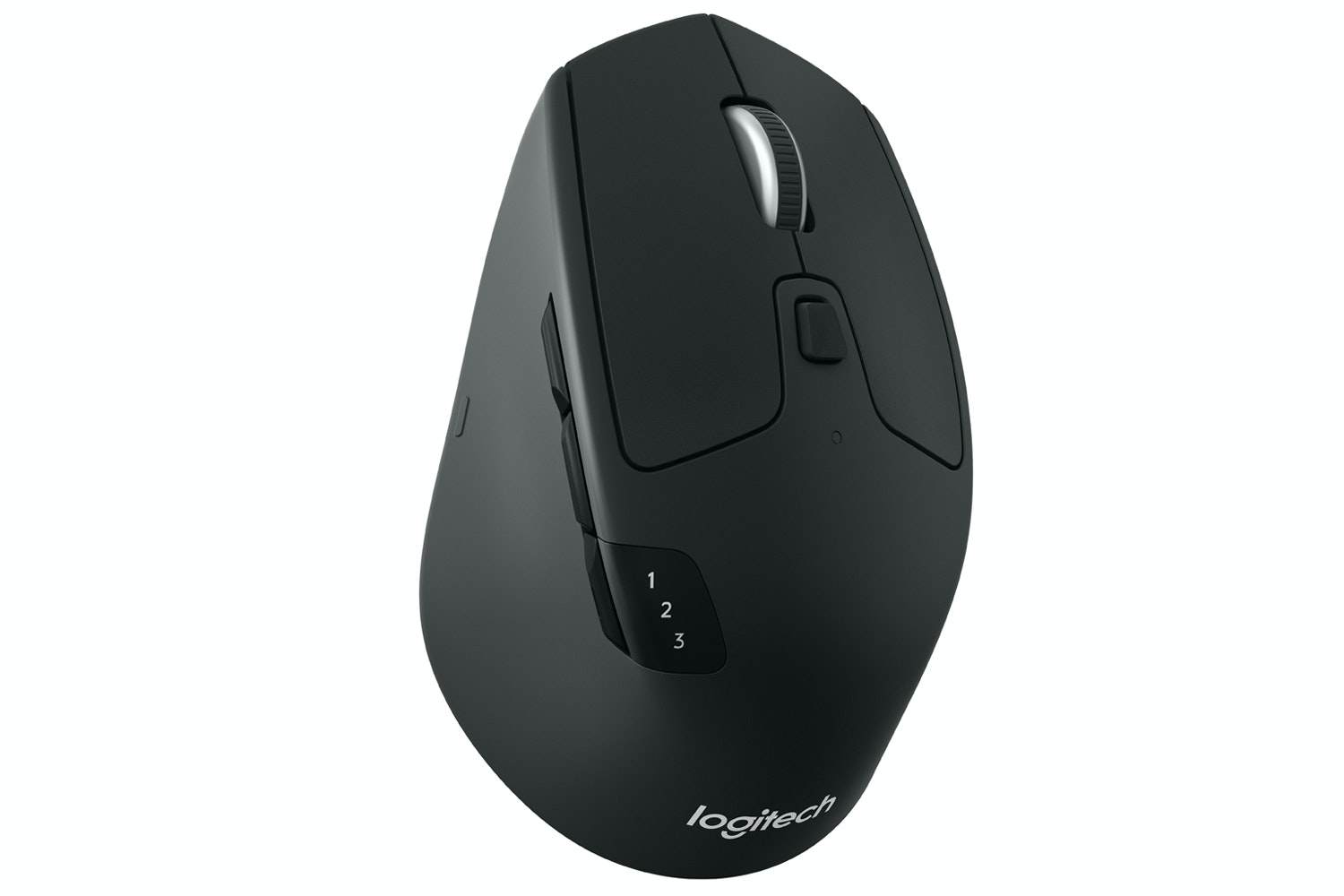 Logitech M720 Triathlon Multi-Device Wireless Mouse | Black