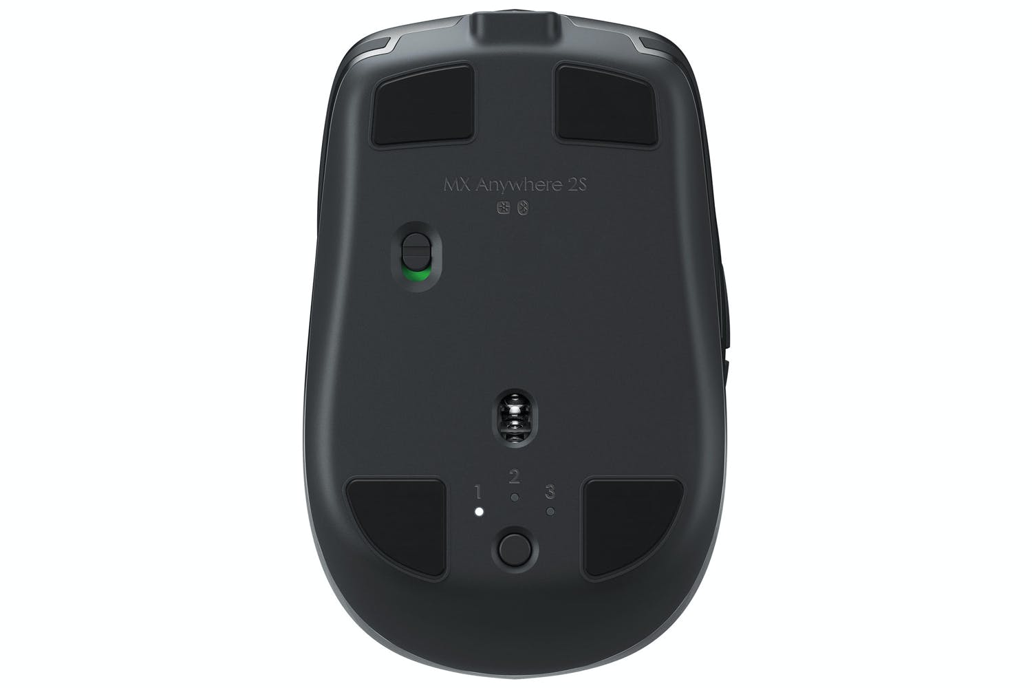 Logitech MX Anywhere 2S Wireless Mouse | Graphite