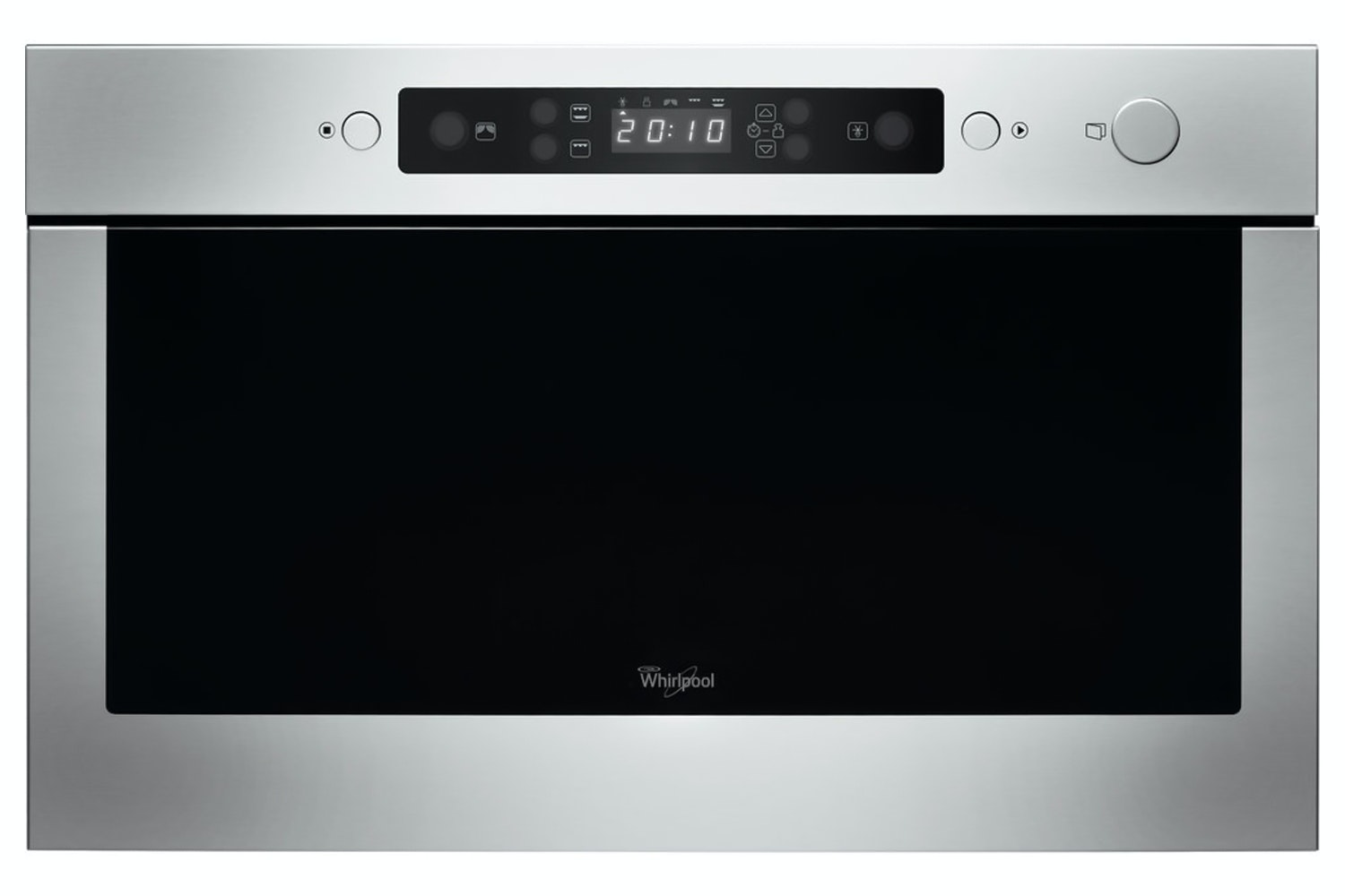 Whirlpool 22L 750W Built In Microwave | Stainless Steel