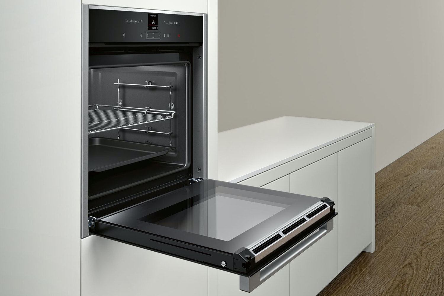 Neff Single Built-in Oven | B17CR32N1B