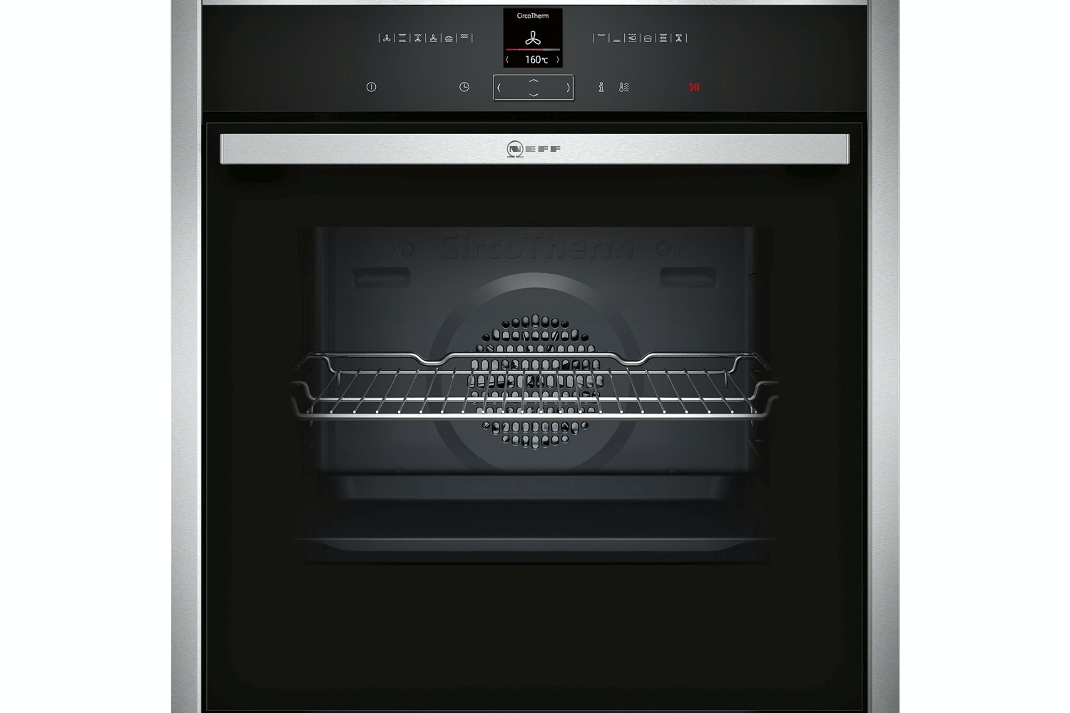 Neff Built-in Single Oven | B27CR22N1B