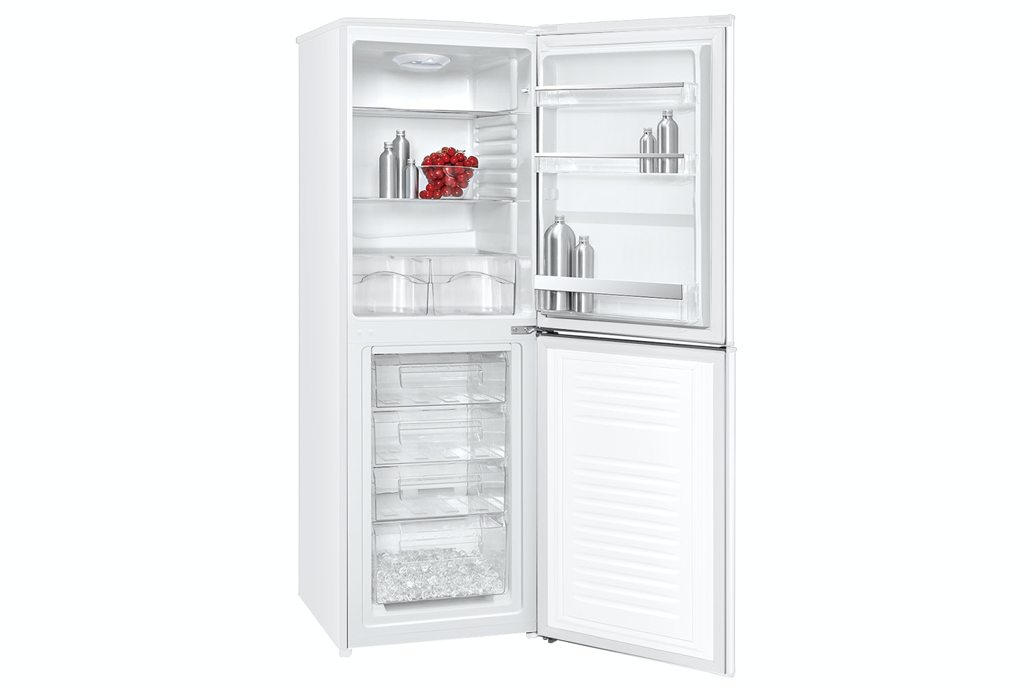 Belling Freestanding Fridge Freezer | BFF200WH