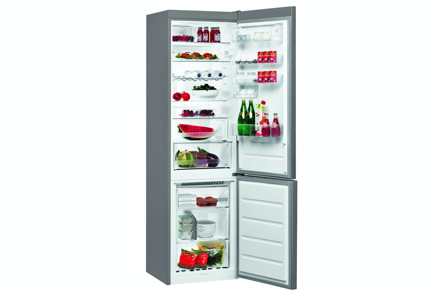 Whirlpool Freestanding Fridge Freezer | BSNF9152OX