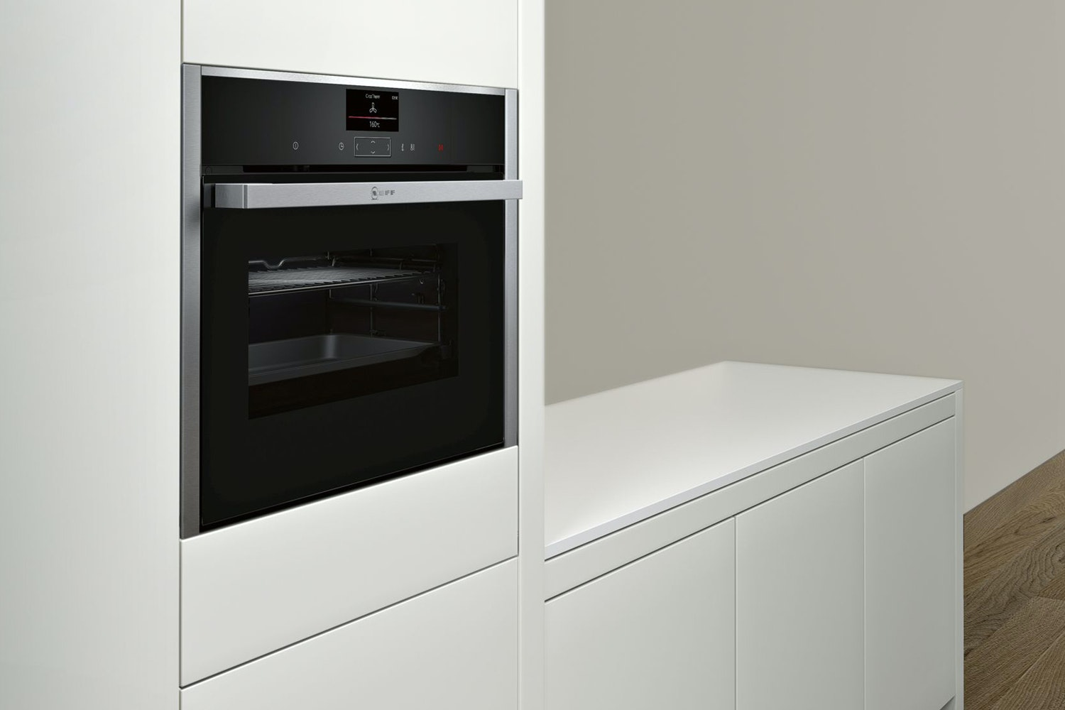 Neff Built-in Compact Oven | C27CS22N0B